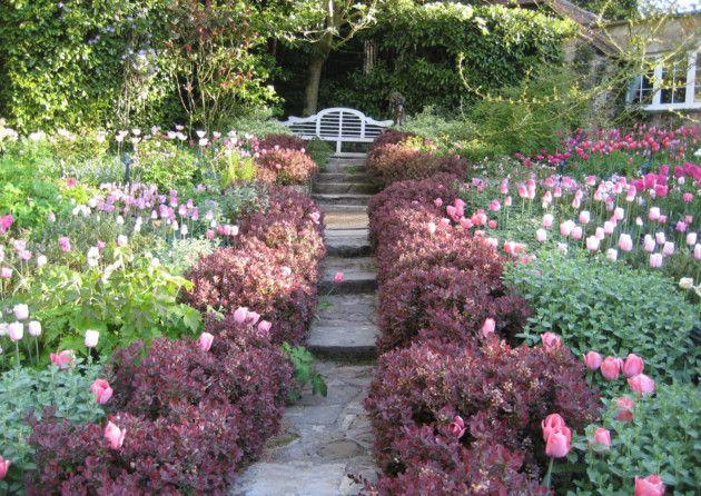 Tulip Festival At Pashley Manor Gardens 22 April