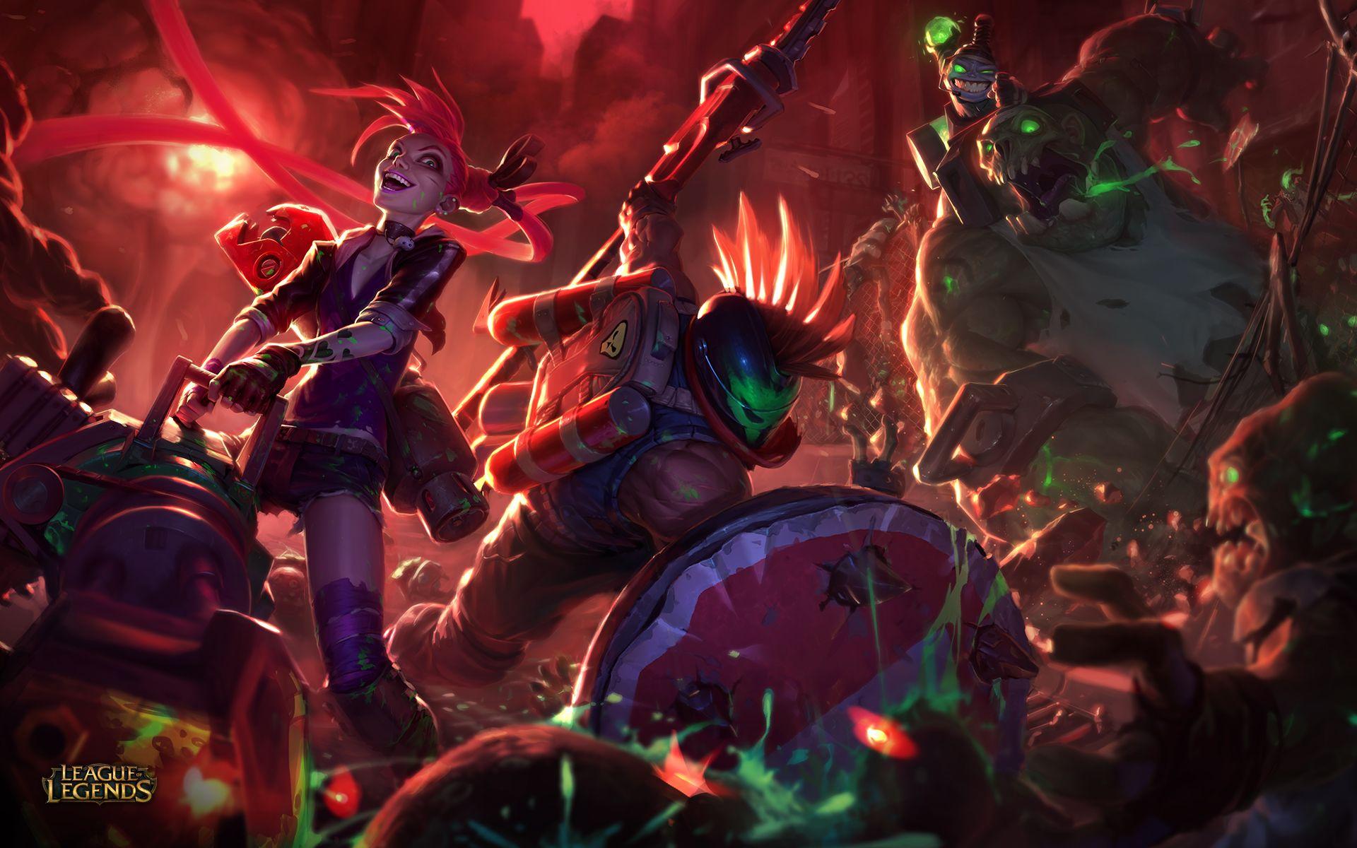 Zombie Slayer League Of Legends Lol League Of Legends League Of Legends League Of Legends Game