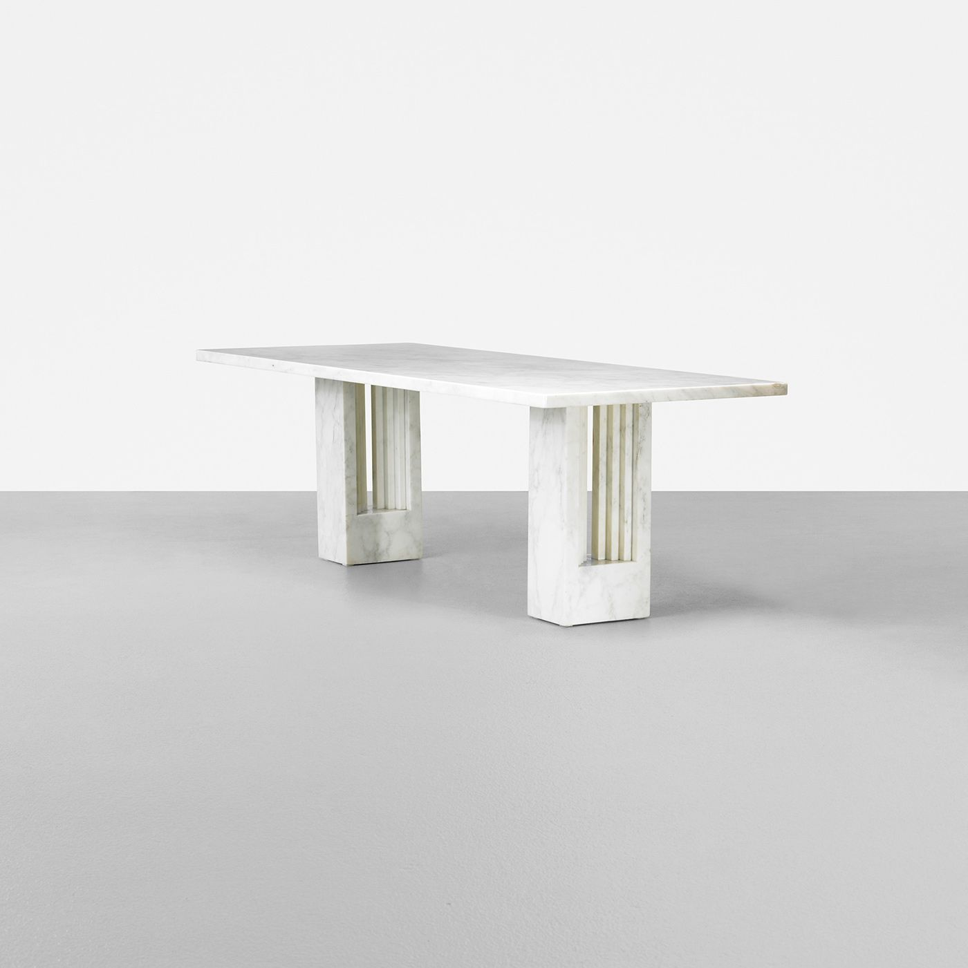 Marcel breuer and carlo scarpa marble delfi dining table for marcel breuer and carlo scarpa marble delfi dining table for simon gavina geotapseo Choice Image