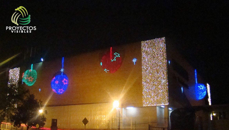 iluminacin y decoracin de vacos navideos bogot proyectos de iluminacin decoracin navidea y ahorro