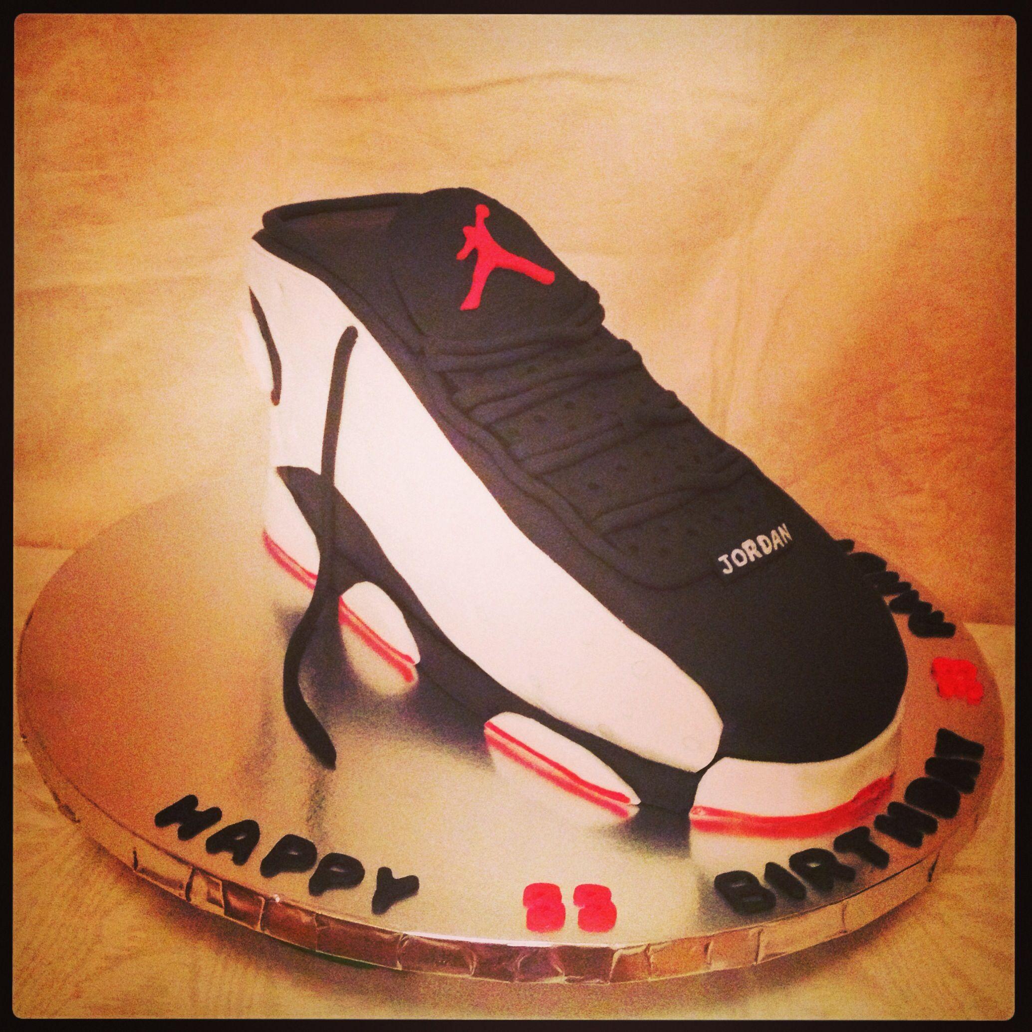 Cake Design Jordan : The Michael Jordan Cake Ideas and Designs