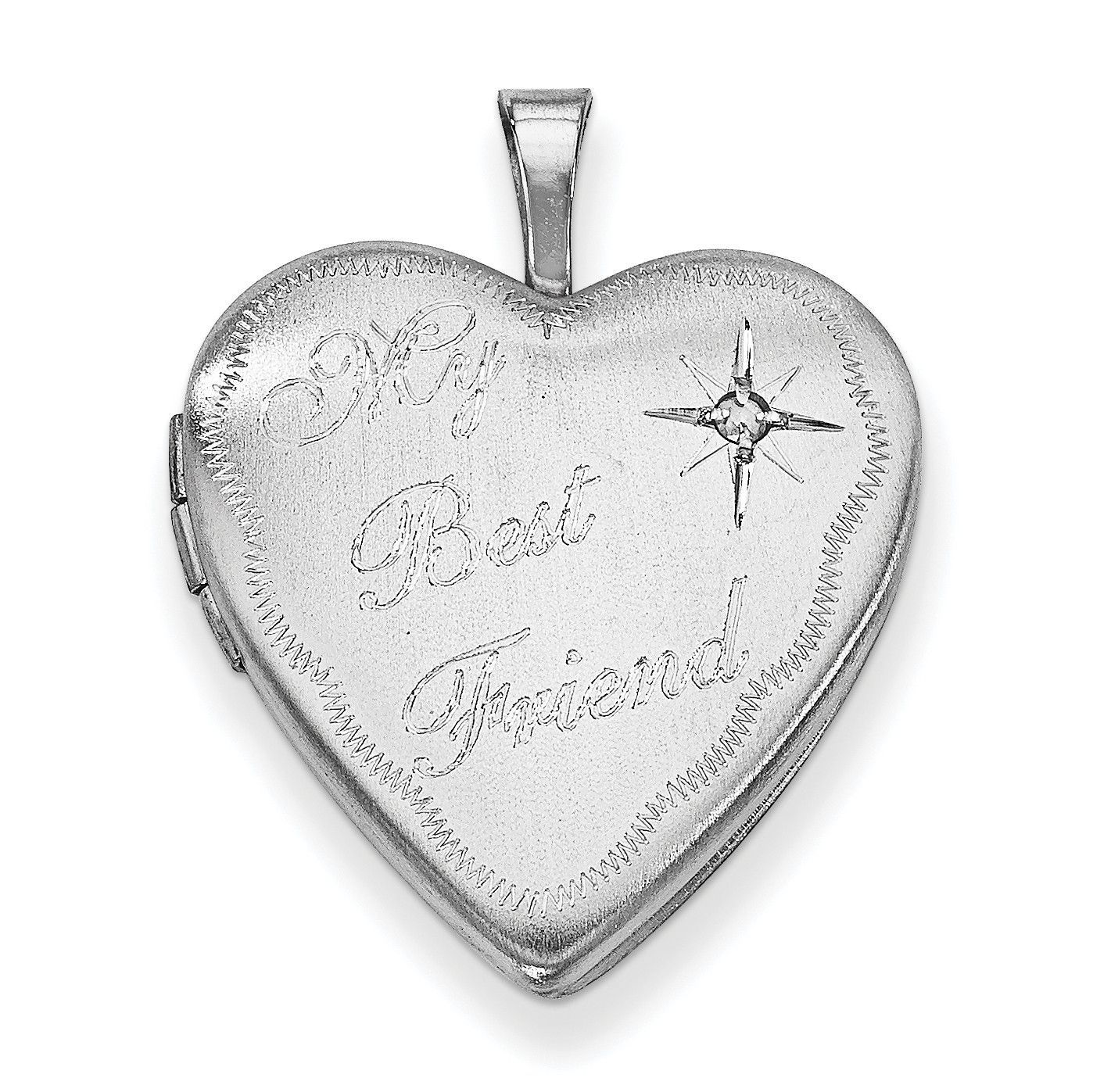 best necklace jewelry friend bling stainless bff necklaces lockets steel splitheart enamel heart sgd split