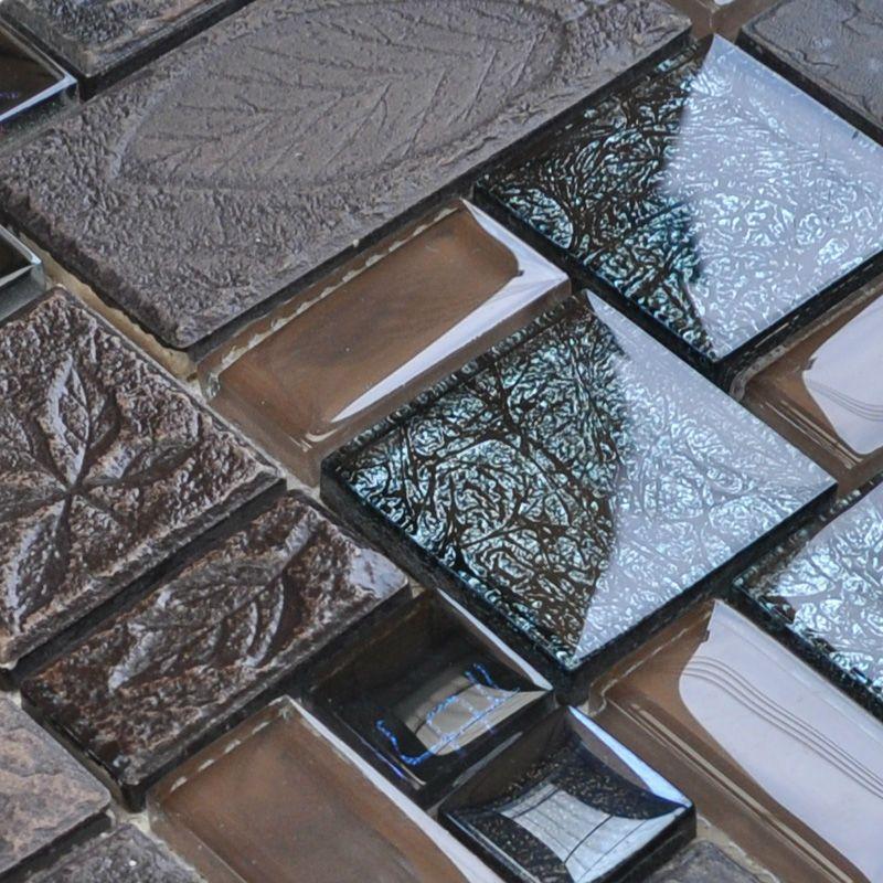 Aliexpress.com : Buy Porcelain Pool Tile Mosaic Art Surface Glass ...