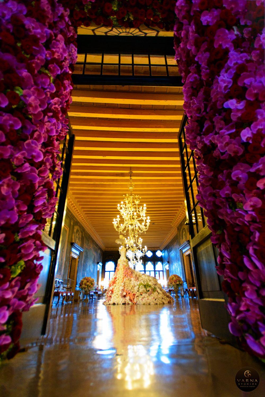 Karen Tran Masterclass Floral Experience in Venice, Italy