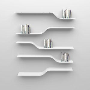 Modular Wall Mounted Shelves
