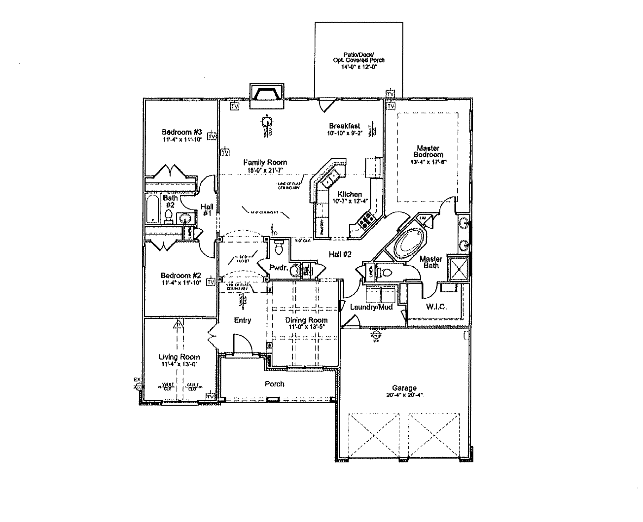Bellamy floor plan Mungo Homes | Sandifer Home | Pinterest