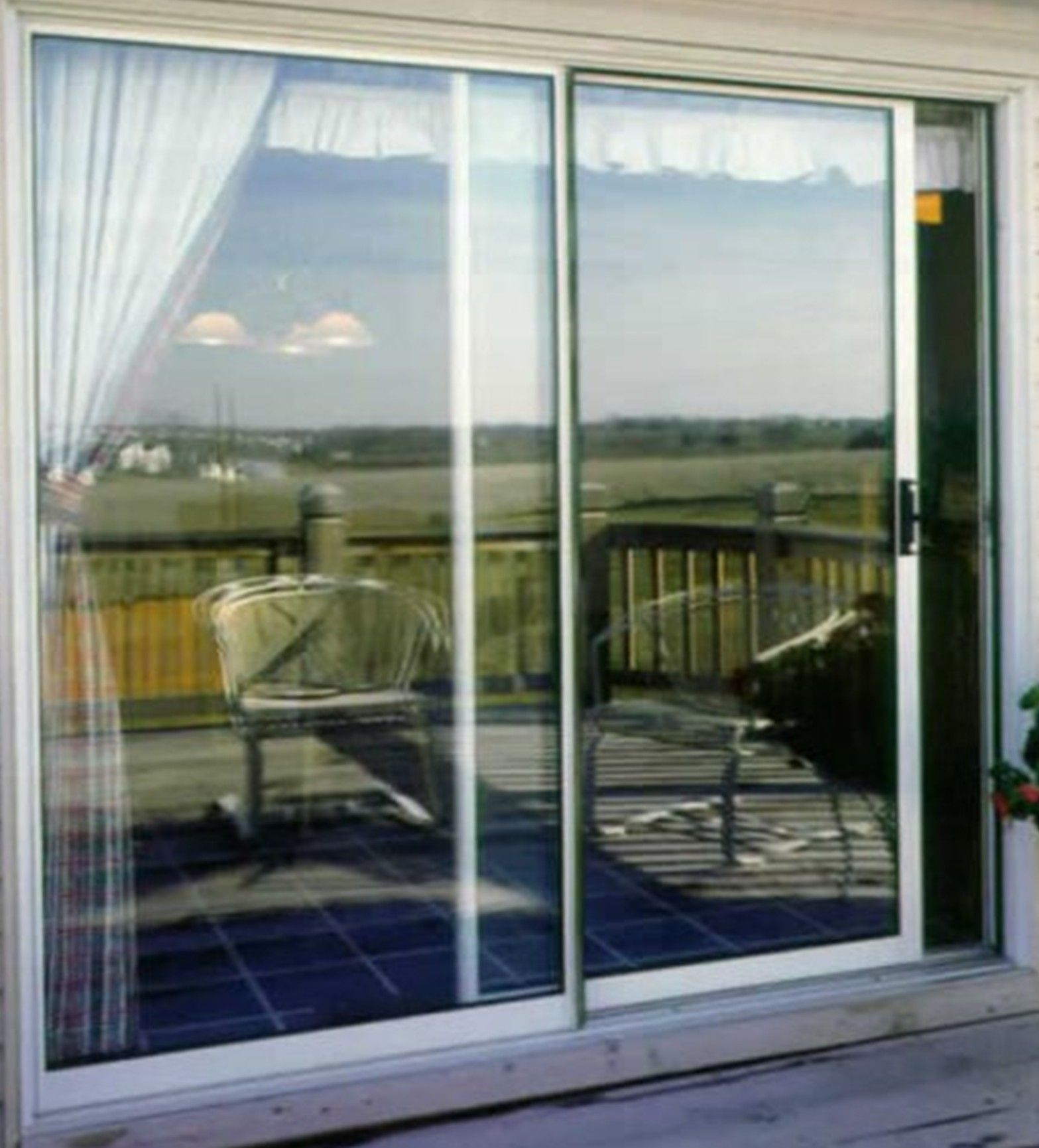Securing A Sliding Glass Door From The Outside Httpfranzdondi