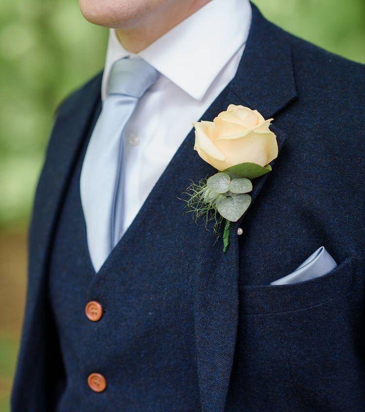 Costume mariage bleu 10 idées pour habiller le marié