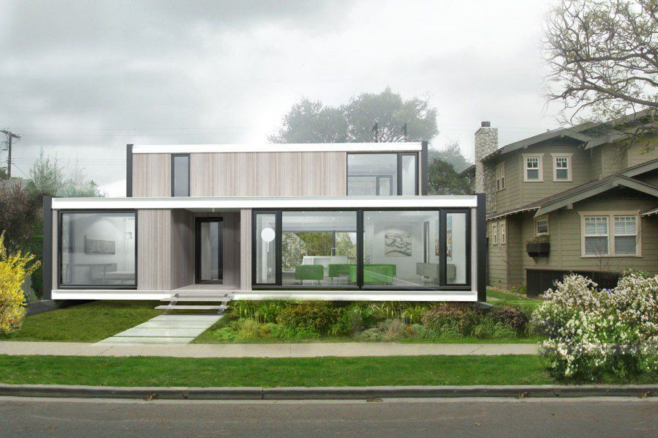 Prefab homes by ConnectHomes Designer focus affordable, green