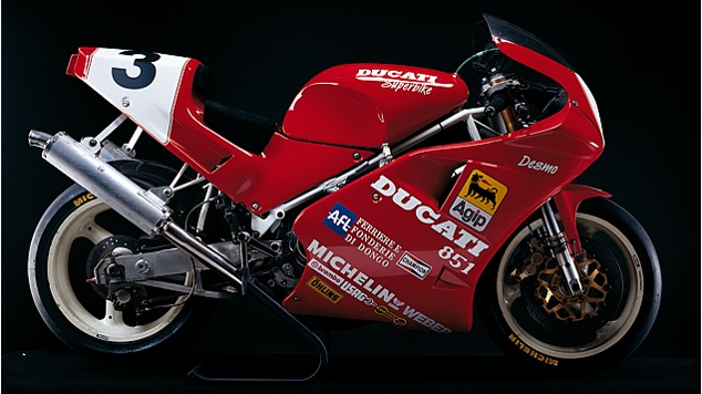 Ducati 851 SBK