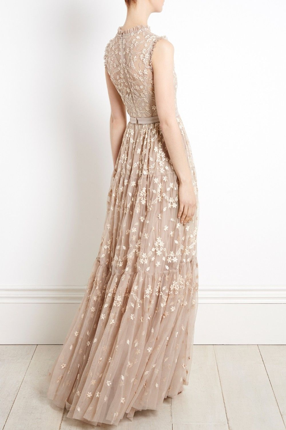 Shop the Needle & Thread Clover Gown with next day delivery ...