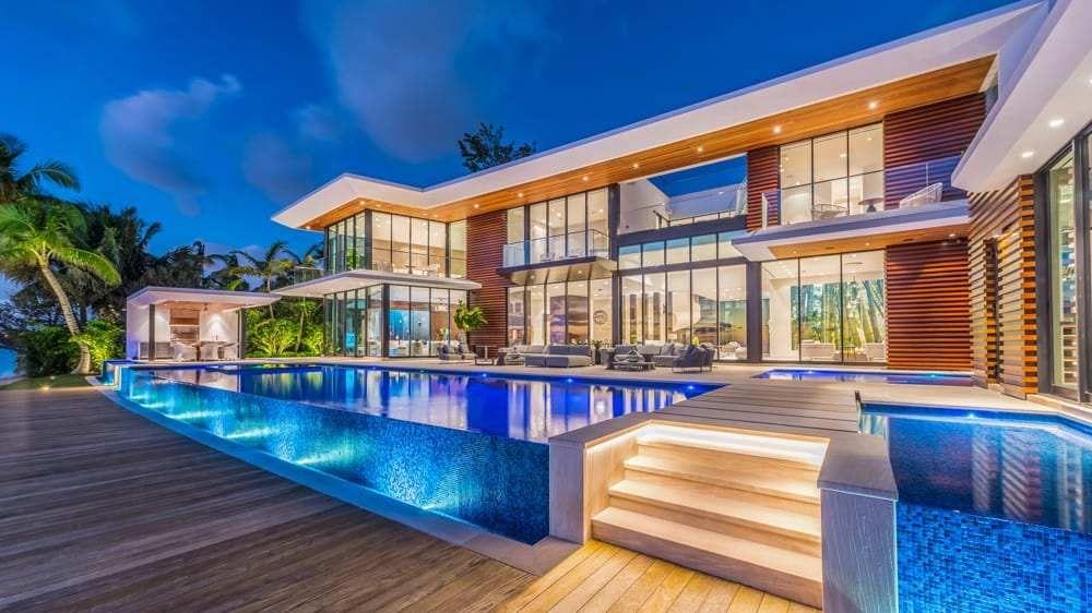 Espetacular mansão em Miami Beach pode ser sua por US 38