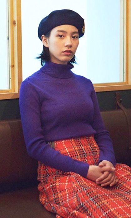 2017/8/1:twitter:@blanche_m09 : のんちゃんの新しいファッション広告✨ AMBIDEX 30th Revival Item amb30.jp/revivalitem/ #のん #能年玲奈 #AMBIDEX
