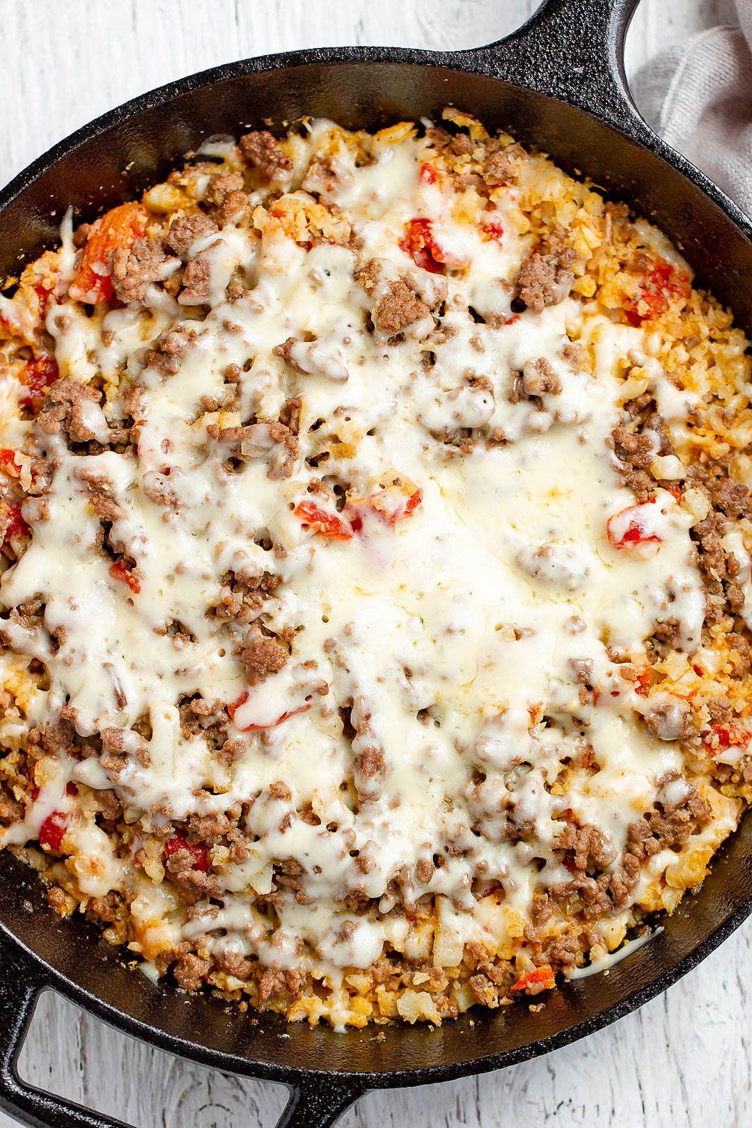 Cauliflower and chicken burrito bowls chicken burritos
