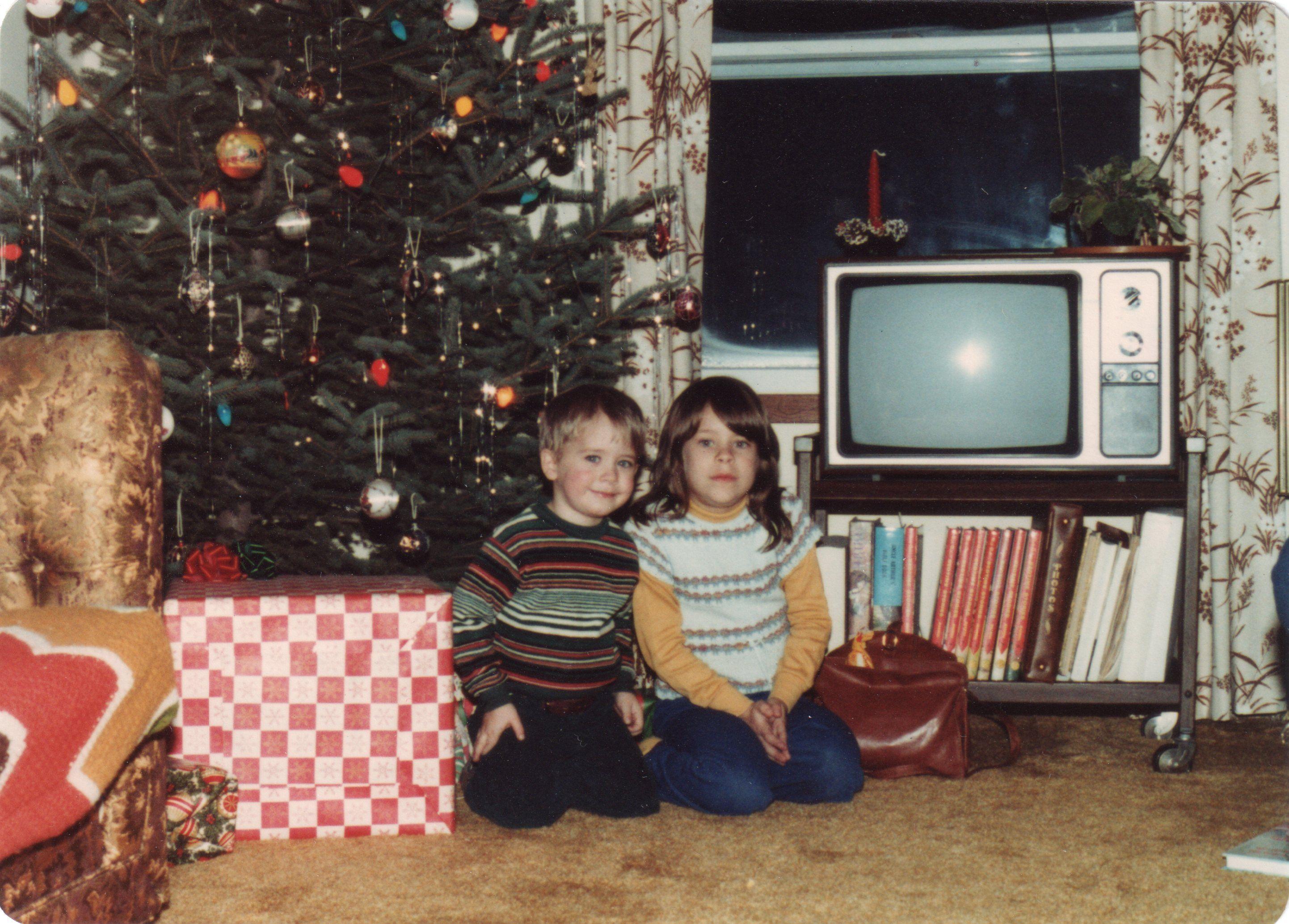 1980s Christmas Advent Calendar Of Christmas Memories