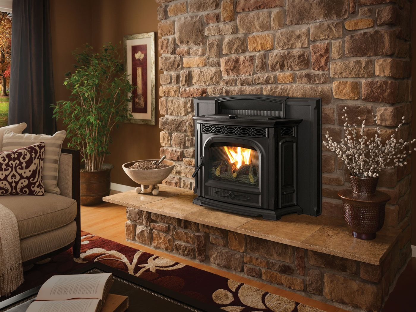 best 25 pellet insert ideas on pinterest wood stove fireplace