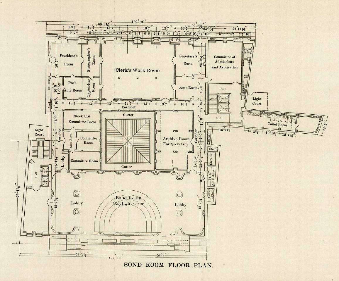 Image result for Royal Exchange Building in New York City map