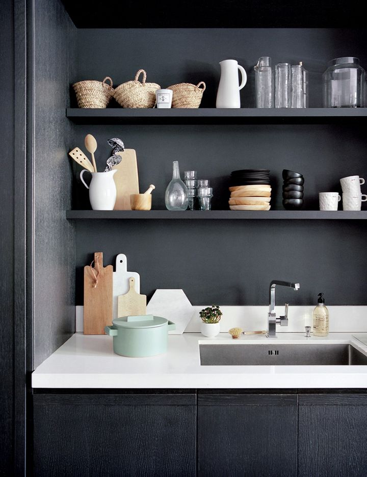 Great 13 New Kitchen Trends And My Feelings About Them · Ikea KücheDunkle ... Great Ideas