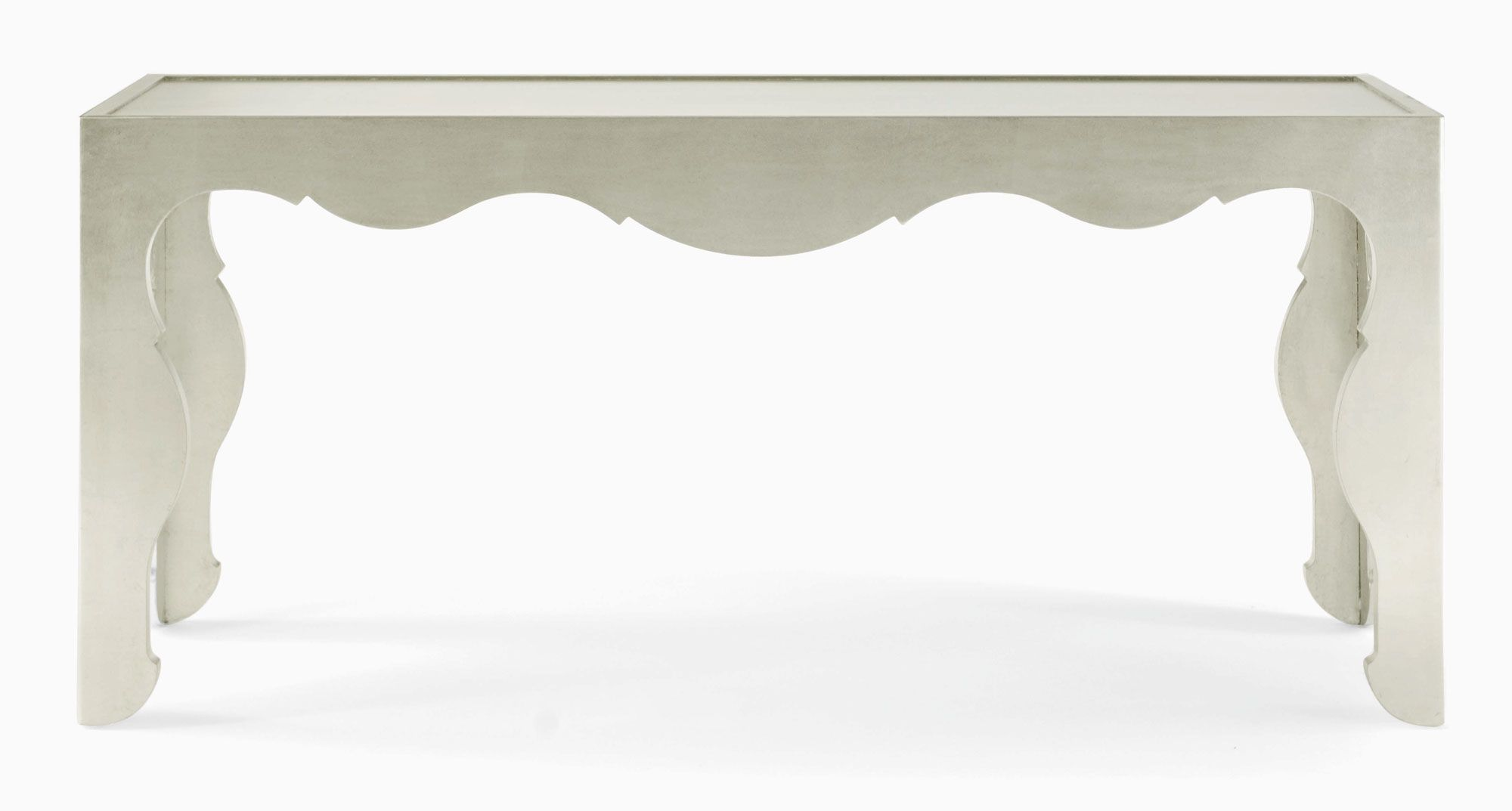 Console Table Bernhardt on the cover of Traditional Home this