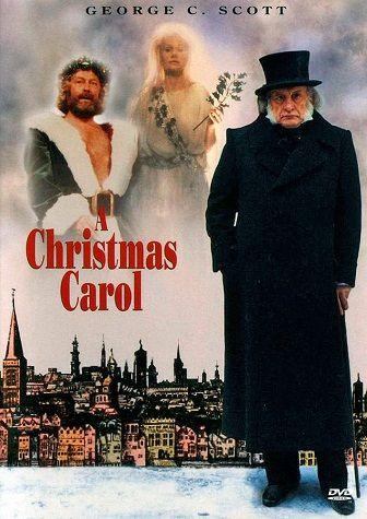 George Scott As Scrooge Christmas Movies Christmas Carol Christmas Carol Charles Dickens