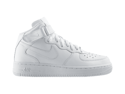Nike Air Force 1 Mid 06 Boys' Shoe   Nike air force, Basket nike ...