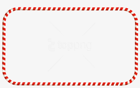 Christmas Candy Frame Png Candy Cane Christmas Border Transparent Transparent Png 850x496 Free Download O Christmas Candy Cane Christmas Candy Candy Cane