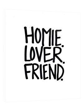 Homie lover friend relationship