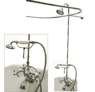 Claw Foot Tub Faucet Kingston Brass Cck114ax Bathrooms Tub