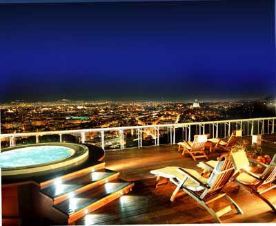The Cavalieri Hilton Hotel Rome Review Splash