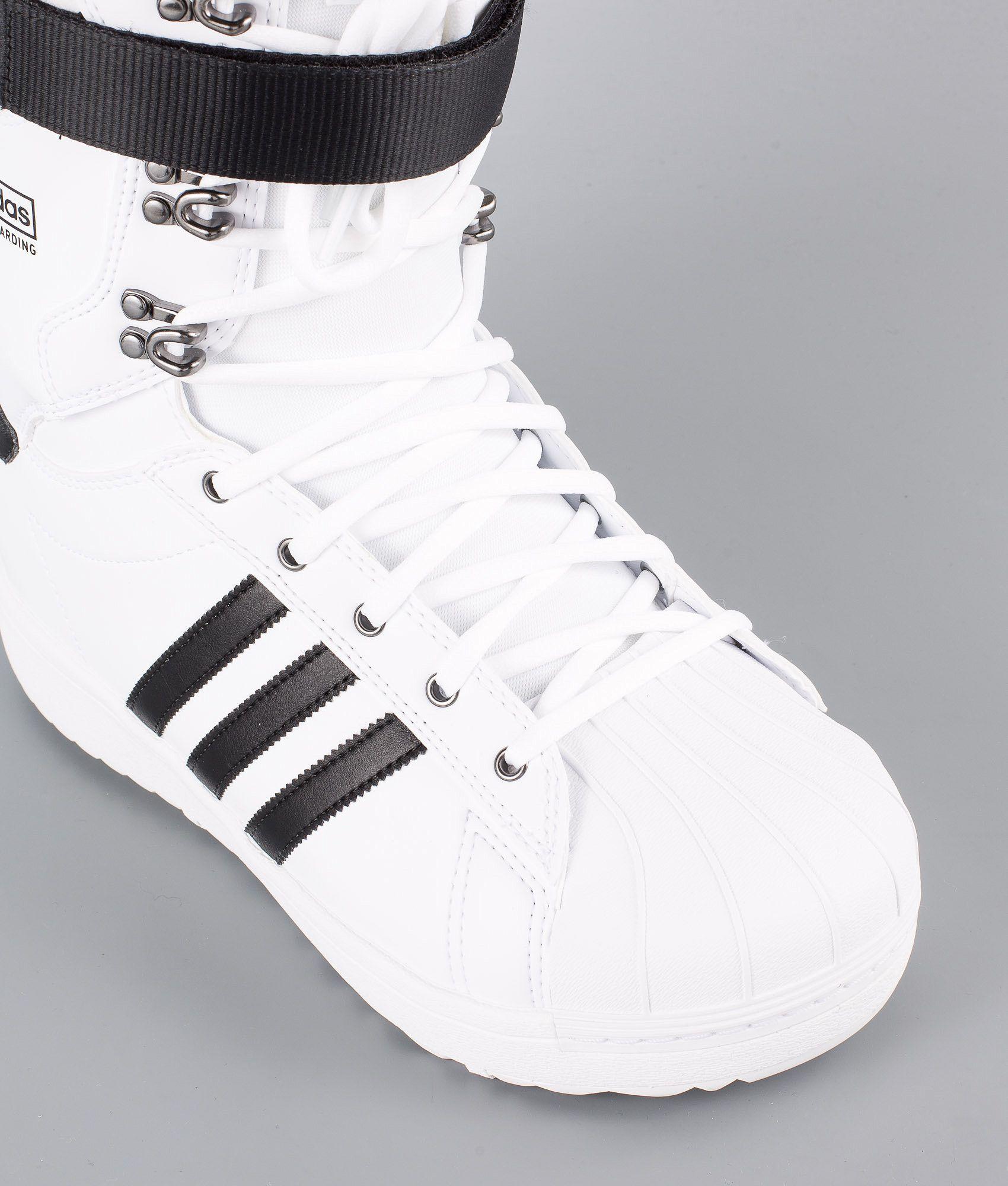 finest selection a3230 5005e Adidas Snowboarding Superstar Adv Snowboard Boots Adidas Superstar,  Lumilautailu, Adidaksen Jalkineet