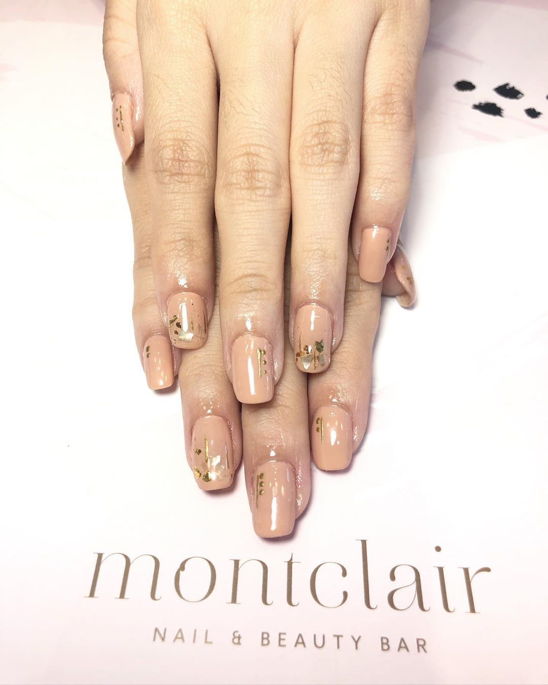 Gel Nail Extension Maybe Your Life Isn T Sparkly But Your Nails Can Be Have You Booked Your Appointmen Gel Nail Extensions Nail Extensions Gel Nails