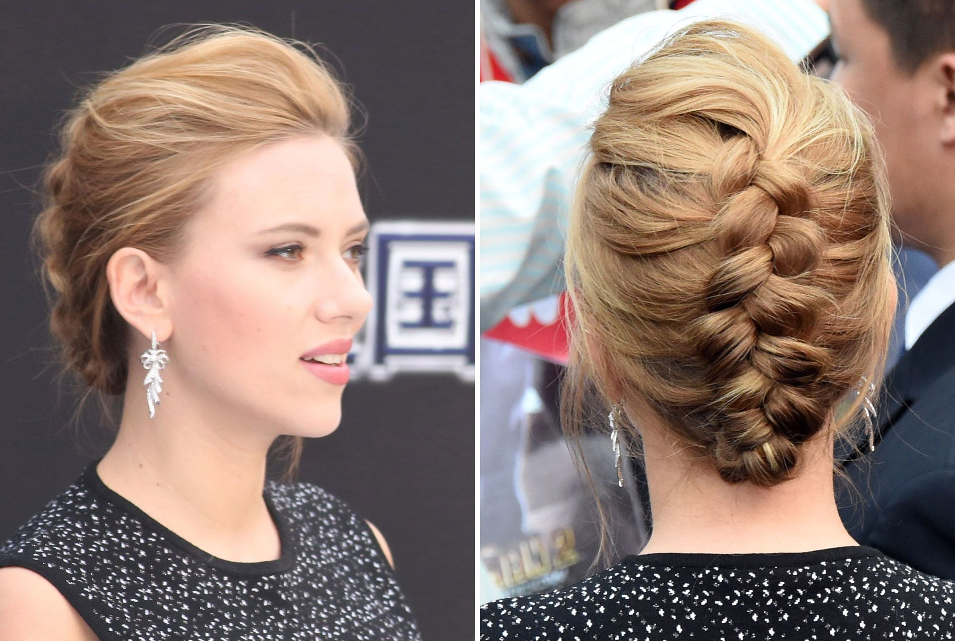 easy guest hairstyles for every type of wedding reverse french