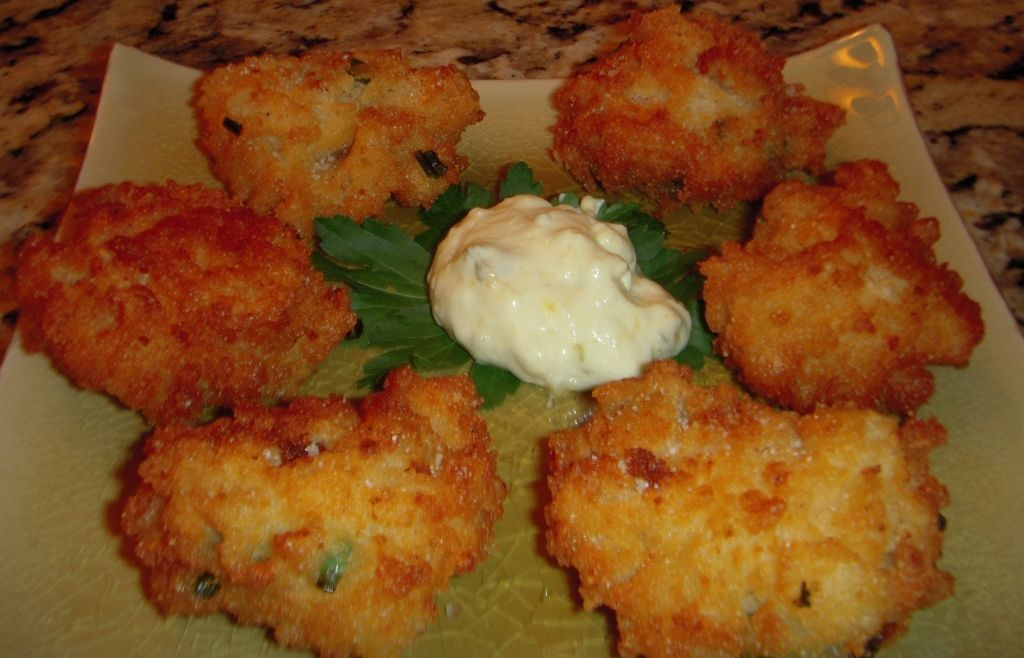The Best Hush Puppies These are so nummy! You can't just