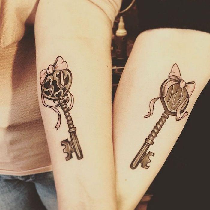 Bien connu ▷ 1001 + idées amusantes et symboliques pour un tatouage  RS69