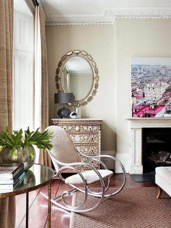 Katrina Phillips: Interiors   Victorian House In Holland Park