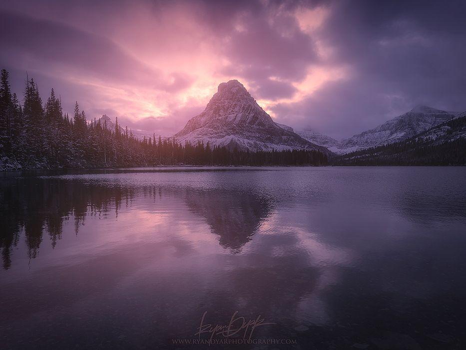 Falling Winter by Ryan Dyar on 500px