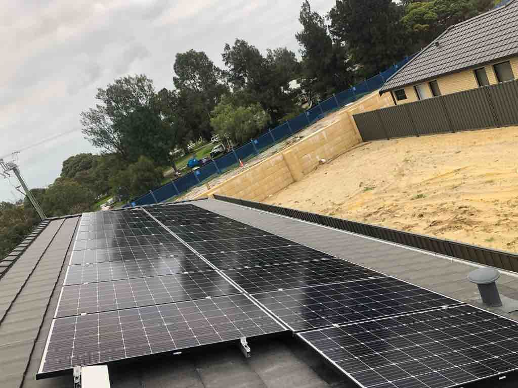 1kw Solar Pv System In Perth Wa In 2020 Solar Pv Systems Solar Pv Solar Panel Cost