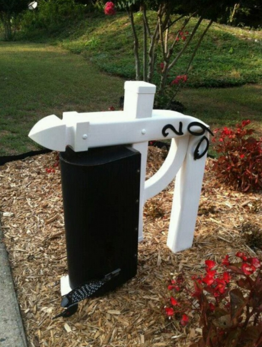 My Curb Appeal Plans: Beautiful Mailboxes, Mailbox Posts, and ...
