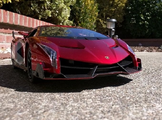 remote control rc car kids men toy 1 14 lamborghini veneno. Black Bedroom Furniture Sets. Home Design Ideas