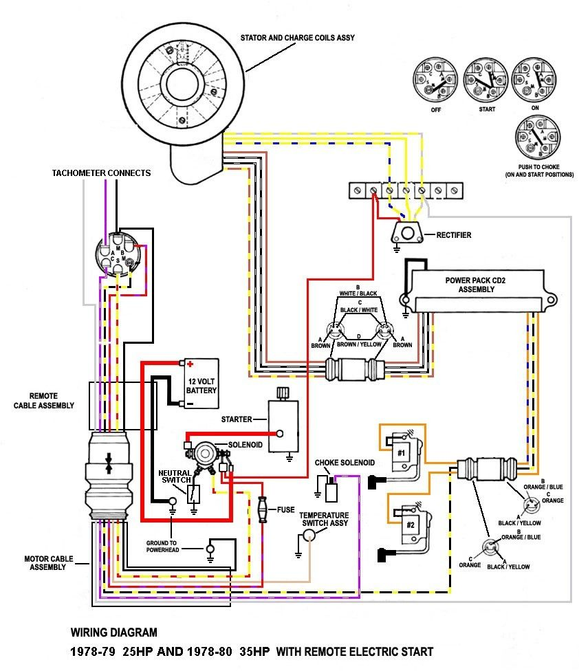 Mercury 115 Hp Wiring In 2020 Mercury Outboard Diagram Outboard