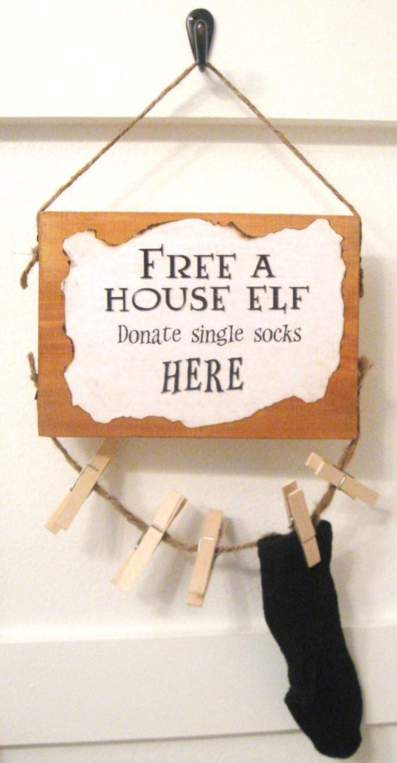 For The Laundry Room Harry Potter Room House Warming Gifts Laundry Room