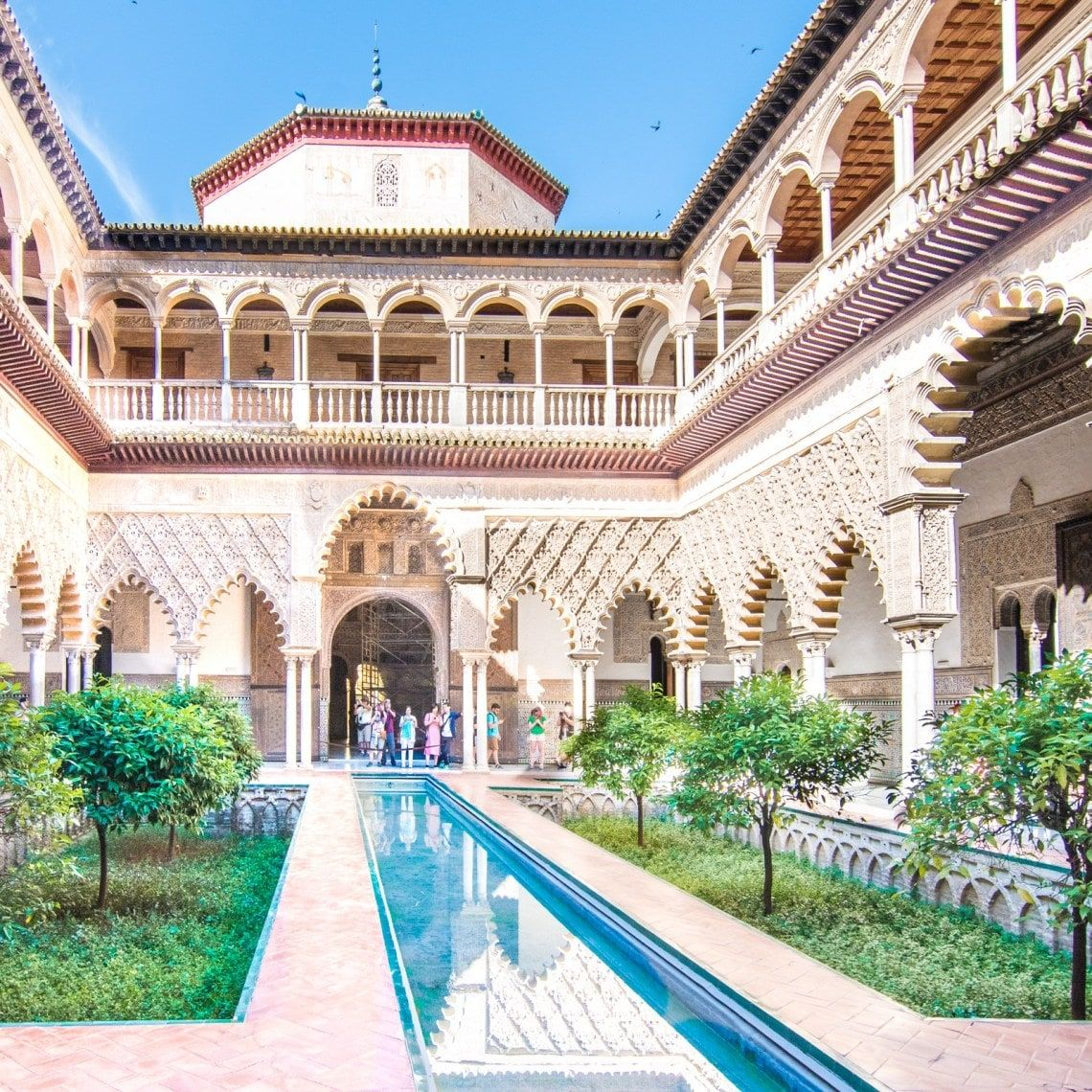 GAME OF THRONES SEVILLE FILMING LOCATIONS in 2020 Spain