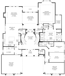 Image Result For Double Staircase Foyer House Plans House Plans