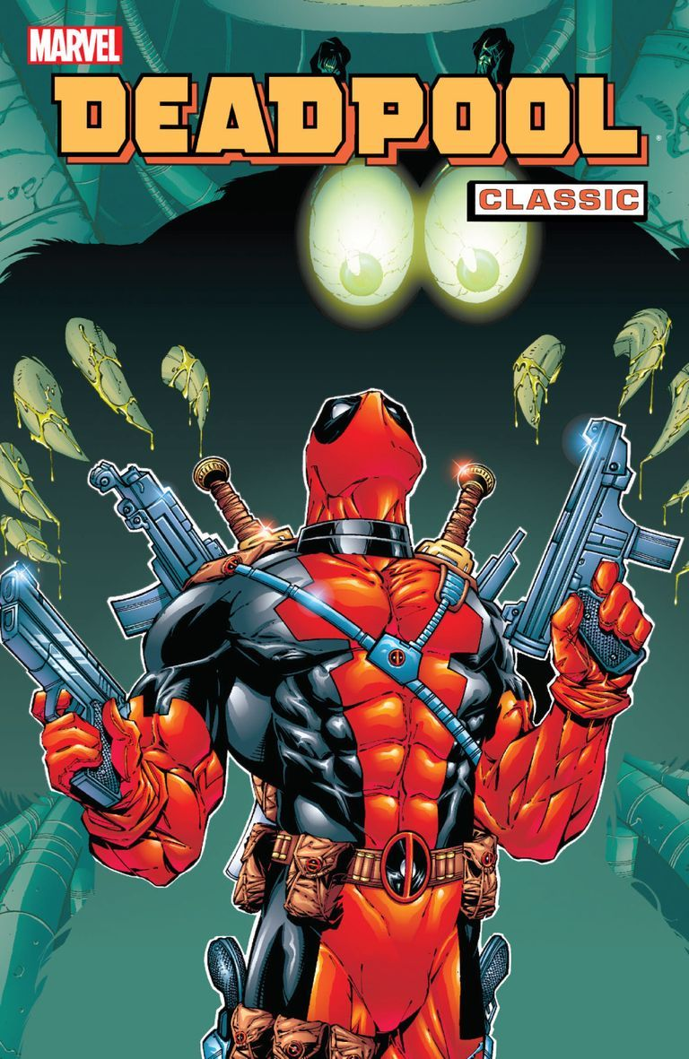 Deadpool Classic Deadpool Classic Vol 3 Special Issue Digital In 2021 Deadpool Classic Deadpool Deadpool Comic