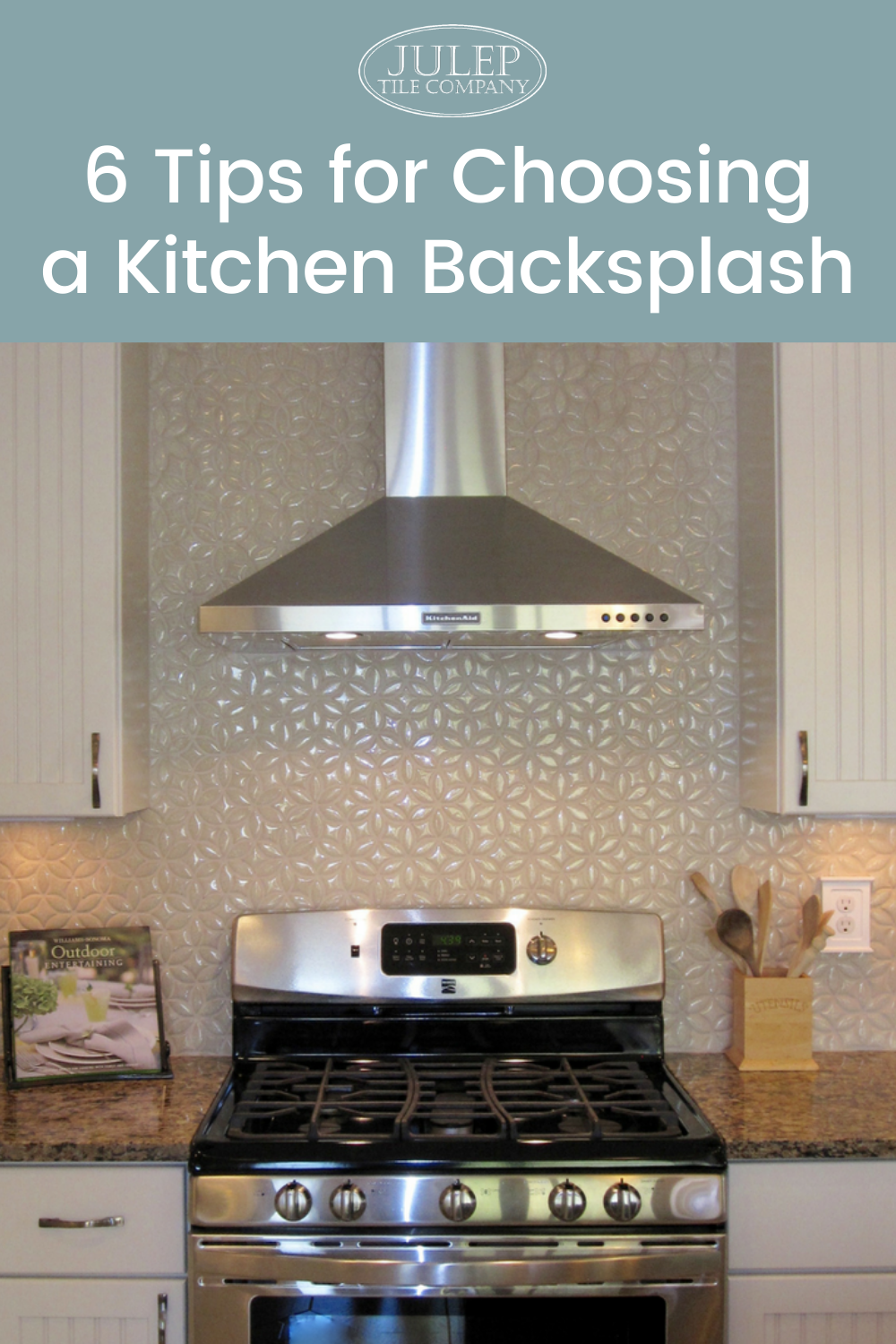 - 6 Tips For Choosing A Kitchen Backsplash In 2020 Kitchen
