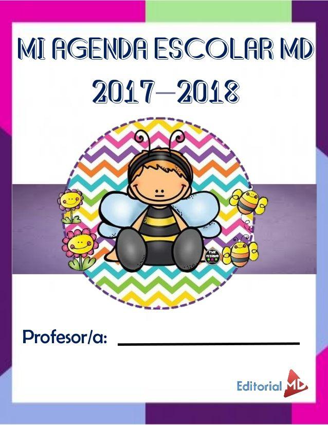 Mi Agenda Escolar Md    ProfesorA  Escuela