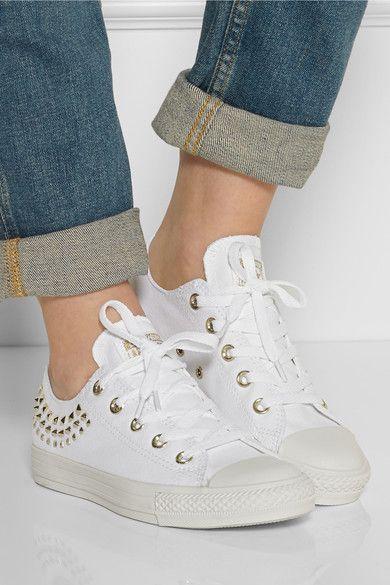 zapatillas all star con tachas