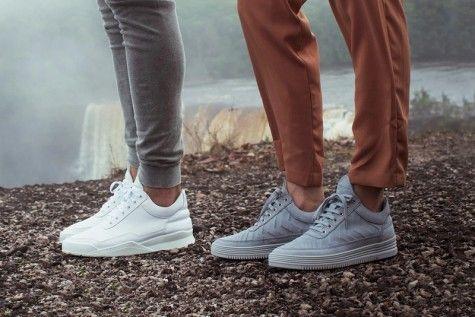 2 mẫu giày của Axel Arigato.