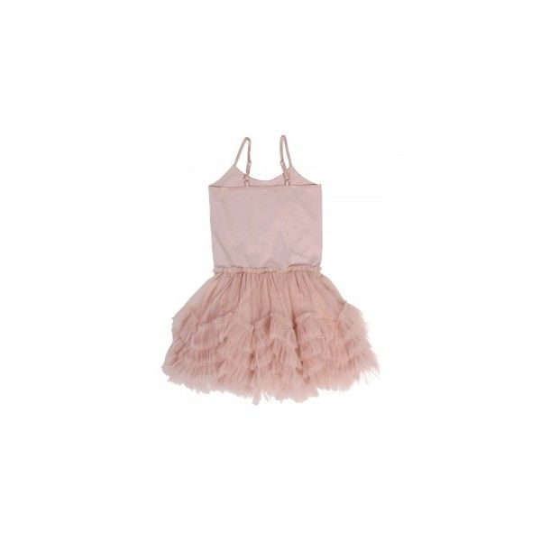 Alyna tutu - vintage rose - dresses - clothing - Product (€98) ❤ liked on Polyvore featuring dresses, ballet, vestidos and dance
