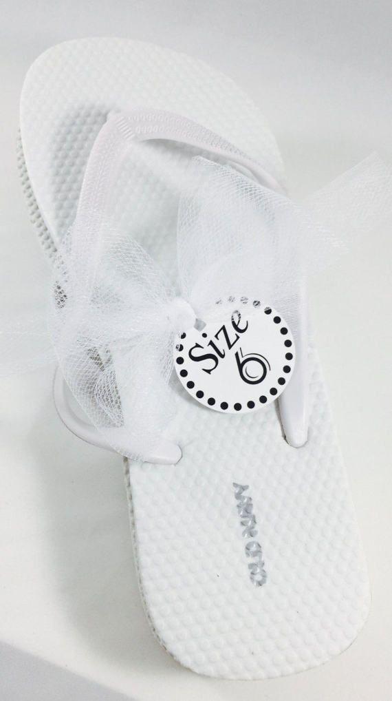 95659149eb34 Flip Flop Tags Size Tags Dancing Shoes Wedding Flip Flop